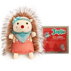 GRINPINS - Combo Grinpins: Peluche + Cuento Joplin