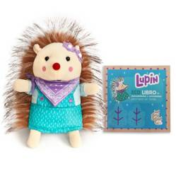GRINPINS - Combo Grinpins: Peluche + Cuento Lupin