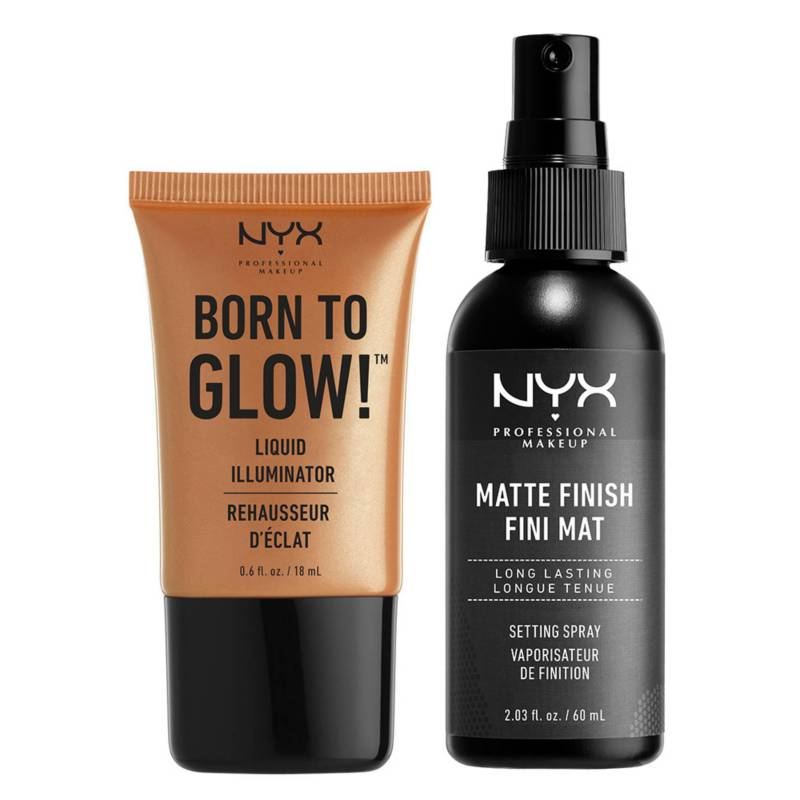 NYX Professional Makeup - Pack Born to Glow