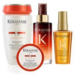 KERASTASE - Set Profesional Para Cabello Seco Y Dañado Nutritive