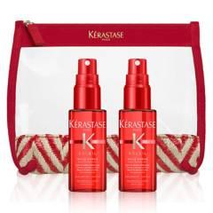 KERASTASE - Duo Serum Sirene Con Protección UV Soleil