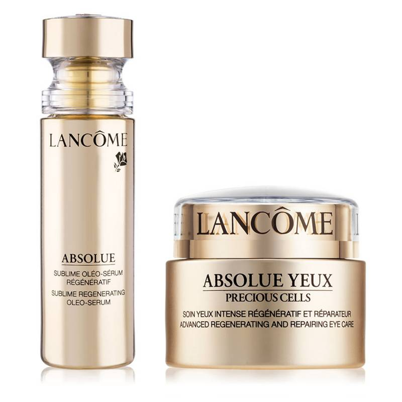 LANCOME - Absolue Óleo Serum 30 ml + Absolue Crema de Ojos 20 ml