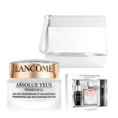 LANCOME - Pack Crema de ojos Absolue 20 ml + Neceser + Minis de Lujo