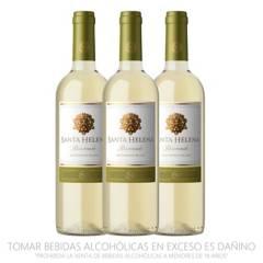 SANTA HELENA - Pack x 3 Santa Helena Reservado Sauvignon Blanc 750ml