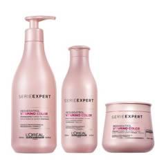 LOREAL PROFESSIONNEL - Set XL Vitamino Color Para Cabello Con Color