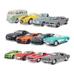 MAISTO - Pack x 12 Autos de Colección
