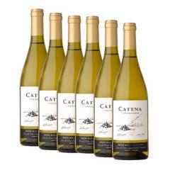 CATENA ZAPATA - Pack x6 Vino Catena Chardonnay 750ml