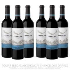 TRAPICHE - Pack x6 Vino Vineyards Cabernet Sauvignon 750ml