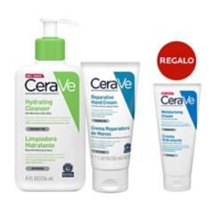 CERAVE - Rutina hidratación