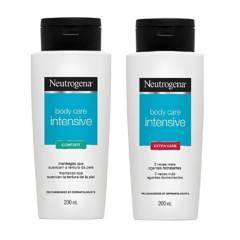 NEUTROGENA - Body Intensive Extra Care x 200ml + Body Intensive Confort x 200ml