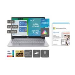 ACER - Laptop Acer Laptop Swift 3 SF314-59-59T + Microsoft Office 365