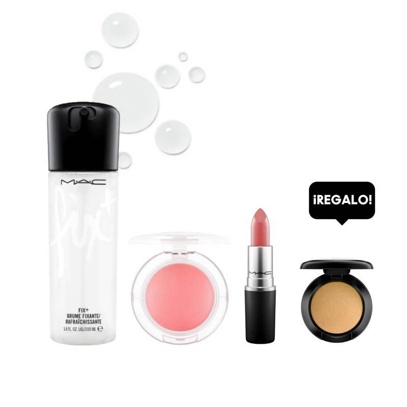 MAC - Set Everyday Look + Regalo Sombra tono Goldmine