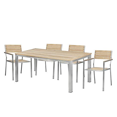 Juego de comedor garden design kalimantan for Comedor 8 sillas falabella