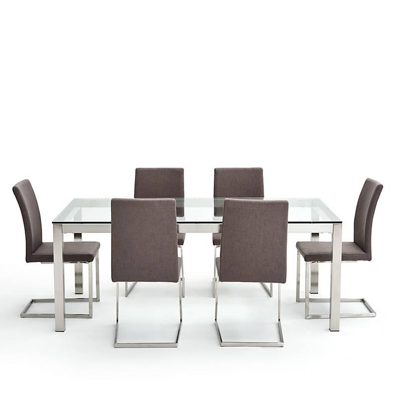 Juego de Comedor Basement Home Positano 6 sillas