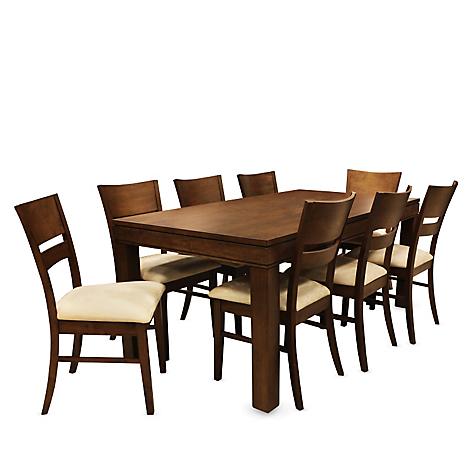 Juego de comedor basement home mecca 8 sillas for Comedores falabella chile