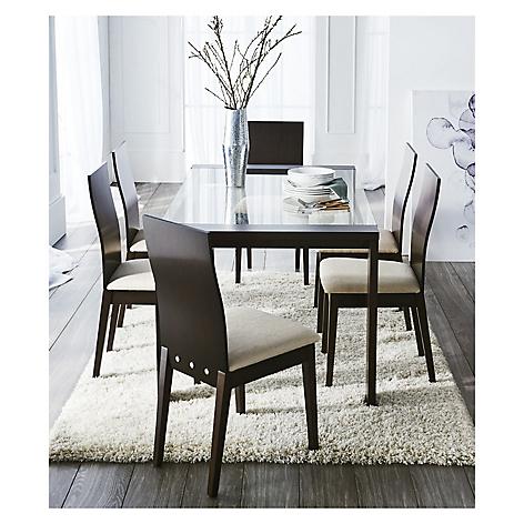 Juego de comedor mazzaro con 6 sillas for Comedor falabella