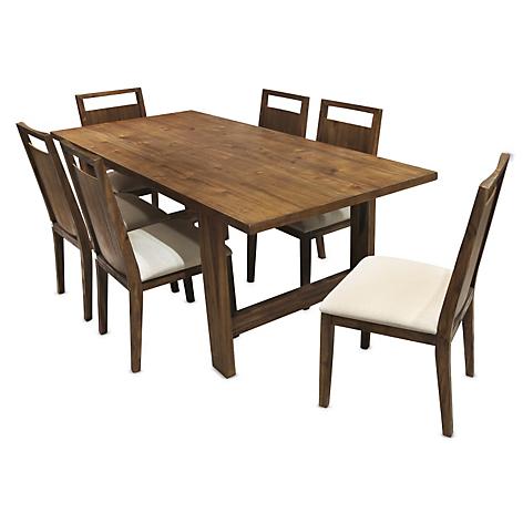 Juego de comedor roberta allen marrie 6 sillas for Comedores falabella chile