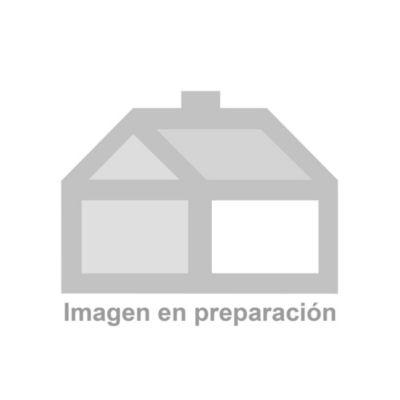 Cesto de basura de metal blanco 3 l