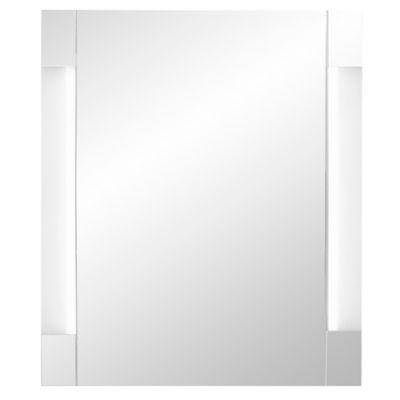 Espejo para baño para baño Maki con luz LED 60 x 80 cm